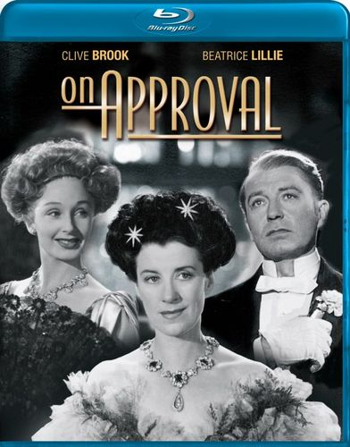 On Approval [Blu-ray] [1944] 20855276