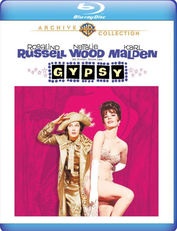 Gypsy [Blu-ray] [1962] 20855619