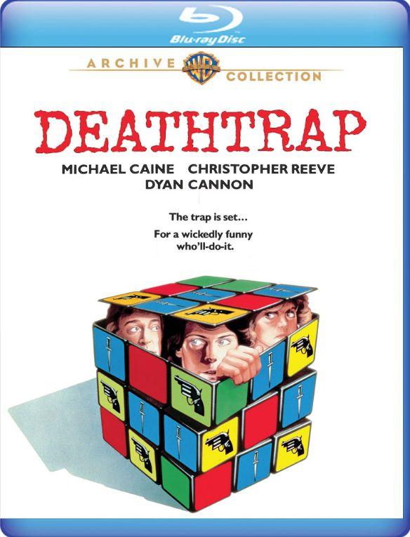 Deathtrap [Blu-ray] [1982] 20855737