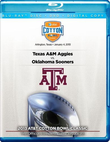 Image of 2013 AT & T Cotton Bowl [Blu-ray] [2013]