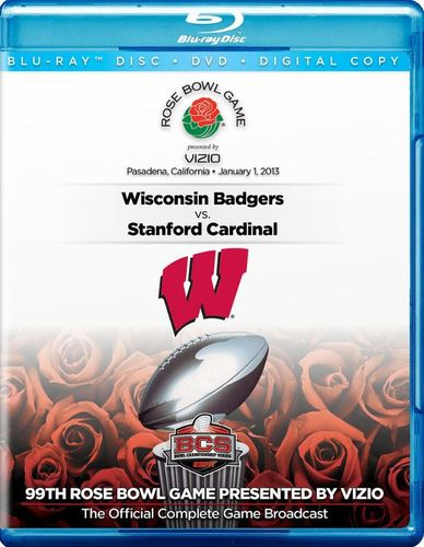 Image of 2013 Rose Bowl Presented by Vizio [Blu-ray] [2013]