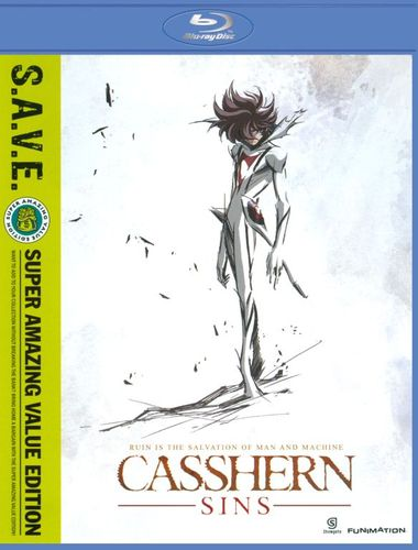 Casshern Sins: The Complete Series [S.A.V.E.] [4 Discs] [Blu-ray] 20856781