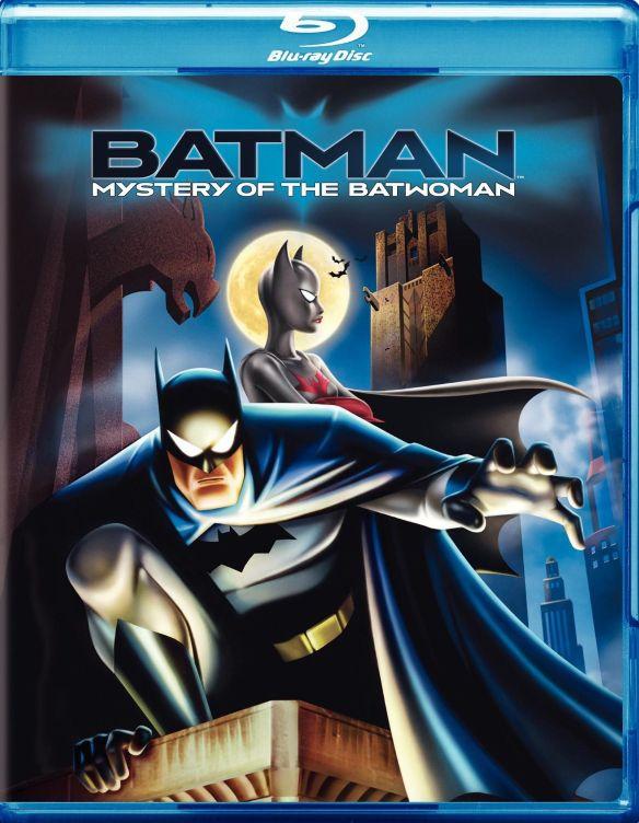 Batman: Mystery of the Batwoman [Blu-ray] [2003] 20862512