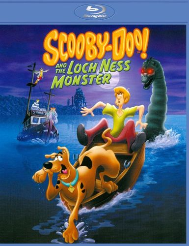 Scooby-Doo and the Loch Ness Monster [Blu-ray] [2004] 20862549