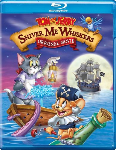 Tom and Jerry: Shiver Me Whiskers [Blu-ray] [2006] 20862558