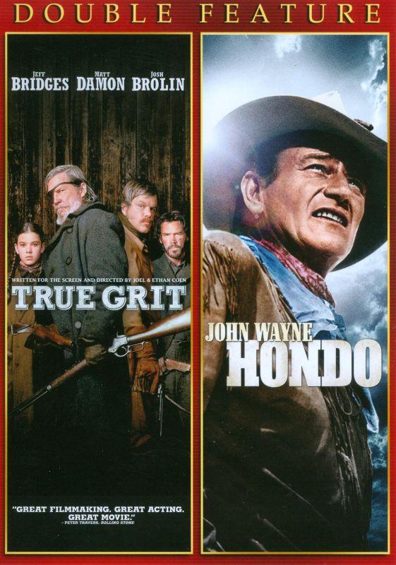 True Grit/Hondo [2 Discs] [DVD] 20876724