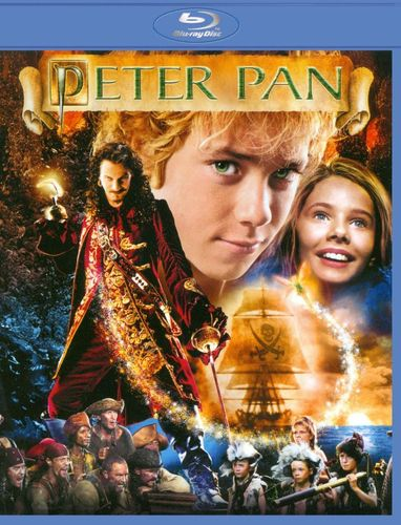 Peter Pan [Blu-ray] [2003] 2088061