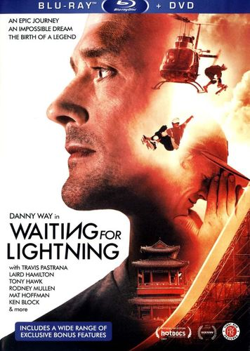 Waiting for Lightning [2 Discs] [Blu-ray/DVD] [2012] 20881504