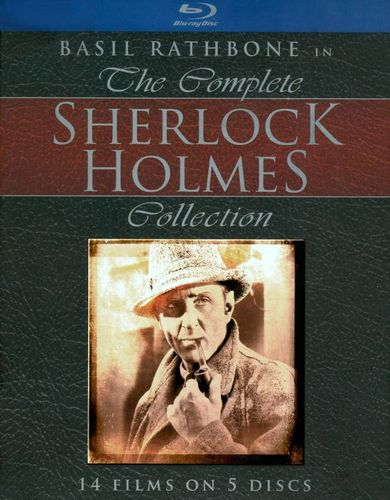 Sherlock Holmes: The Complete Collection [5 Discs] [Blu-ray] 2088159