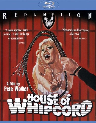 House of Whipcord [Blu-ray] [1975] 20882018