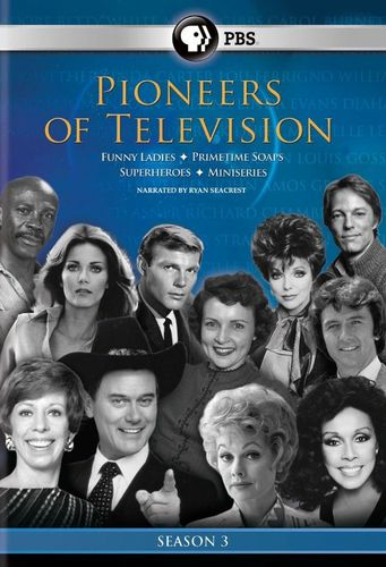 Pioneers of Television: Season 3 [2 Discs] [DVD] 20883257