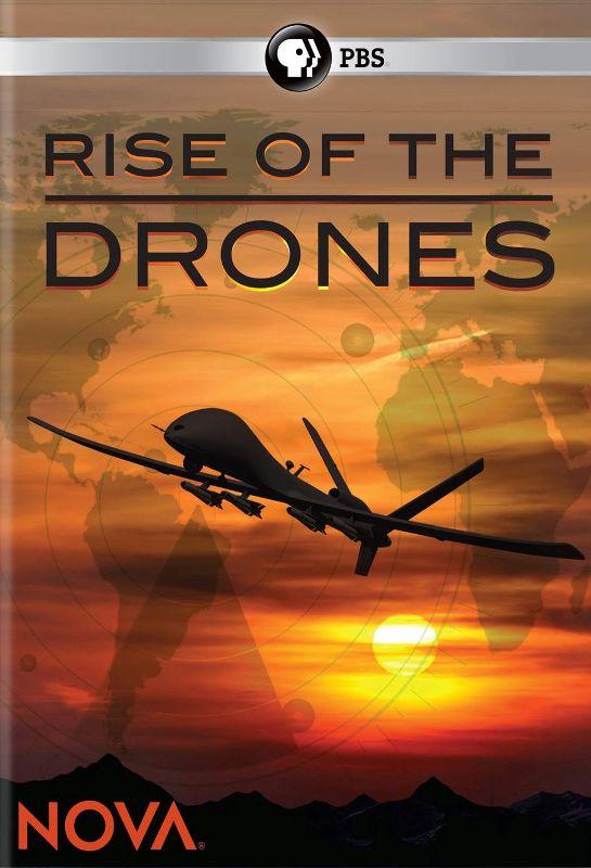 NOVA: Rise of the Drones [DVD] [2013] 20883284