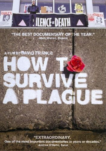 How to Survive a Plague [DVD] [2012] 20883511