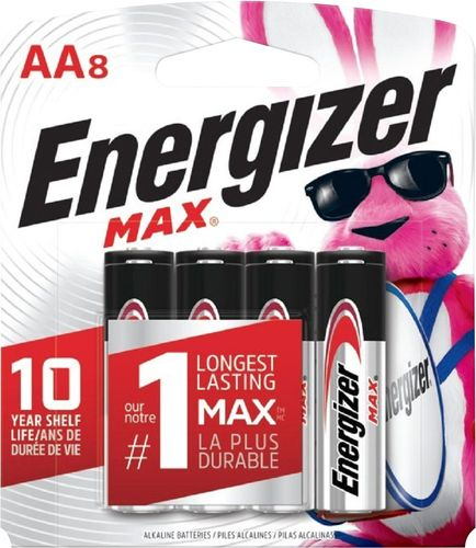 Energizer - MAX AA Batteries...