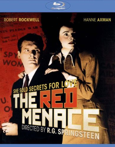 The Red Menace [Blu-ray] [1949] 20892891