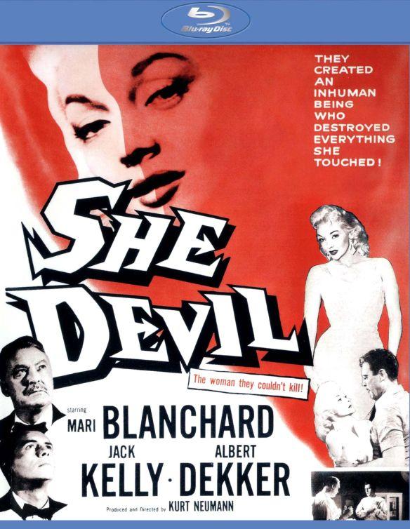 She Devil [Blu-ray] [1957] 20892928