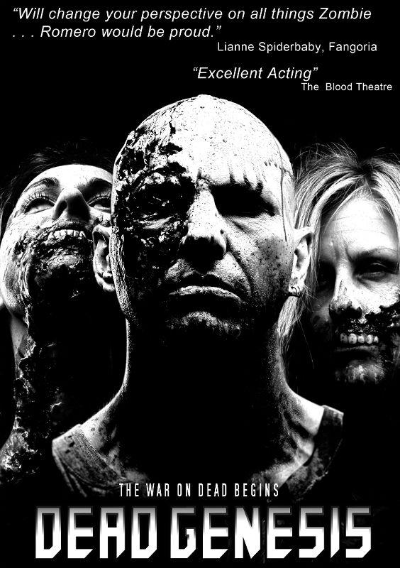 Dead Genesis [DVD] [2010] 20908001
