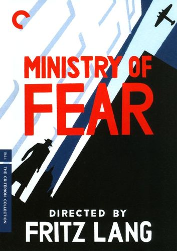 Ministry of Fear [Criterion Collection] [DVD] [1944] 20913146
