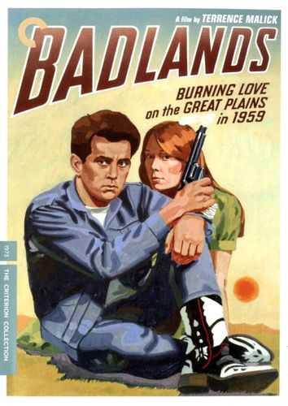 Badlands [Criterion Collection] [DVD] [1973] 20913613
