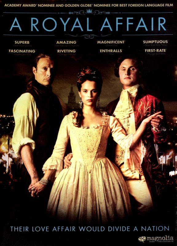 A Royal Affair [DVD] [2012] 20914181