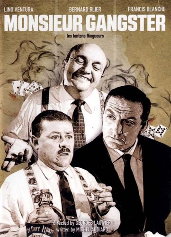 Monsieur Gangster [DVD] [1963] 20917646