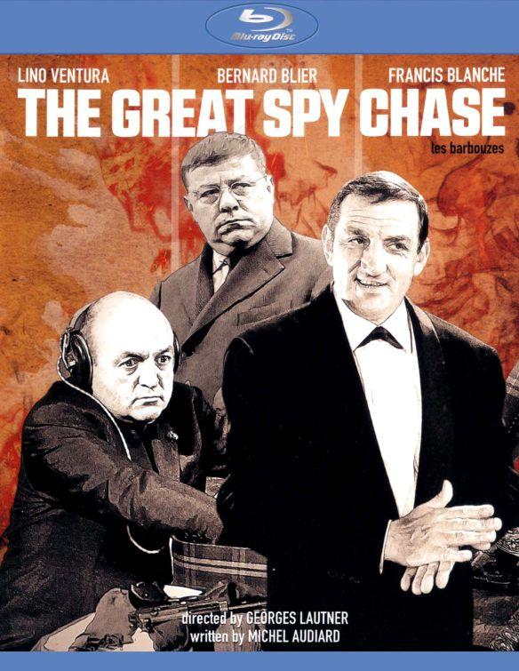 Spy vs. Spy [Blu-ray] [1964] 20917746