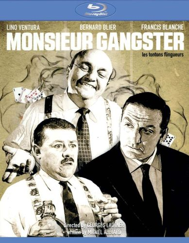 Monsieur Gangster [Blu-ray] [1963] 20917764