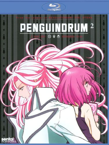 Penguindrum: Collection 2 [2 Discs] [Blu-ray] 20927088