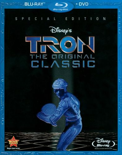 Tron [Special Edition] [2 Discs] [Blu-ray/DVD] [1982] 2093048