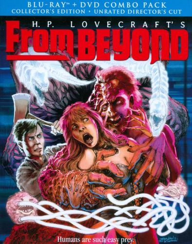 From Beyond [Blu-ray] [1986] 20933413