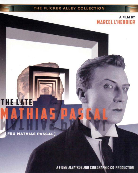 The Late Mathias Pascal [Blu-ray] [1925] 20935493