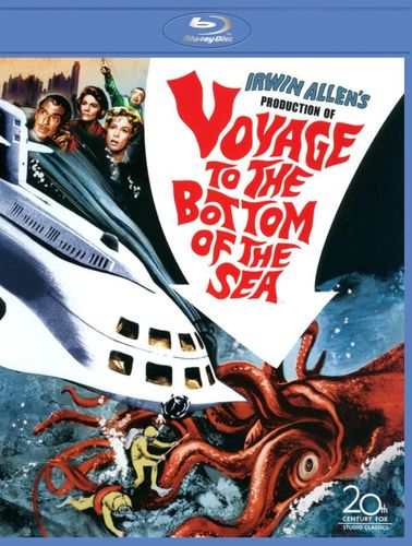 Voyage to the Bottom of the Sea [Blu-ray] [1961] 2094081