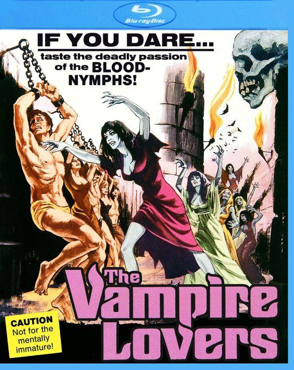 The Vampire Lovers [Blu-ray] [1970] 20941888
