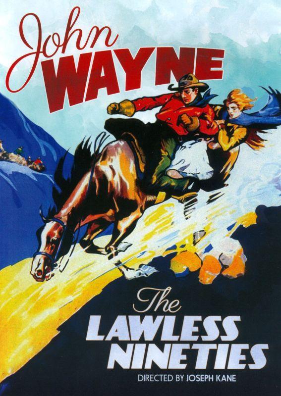 The Lawless Nineties [DVD] [1936] 20950561