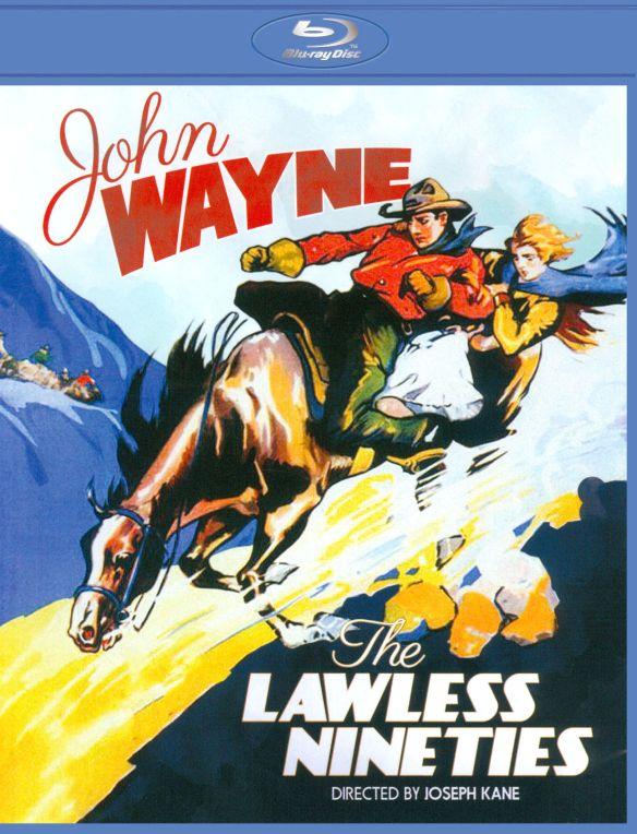 The Lawless Nineties [Blu-ray] [1936] 20950589