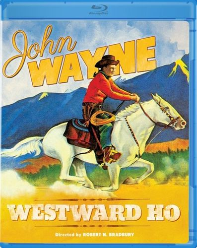 Westward Ho [Blu-ray] [1935] 20950659