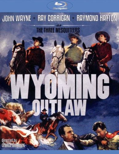 Image of Wyoming Outlaw [Blu-ray] [1939]