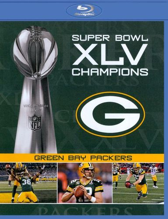 NFL: Super Bowl XLV [Blu-ray] [2011] 2095213