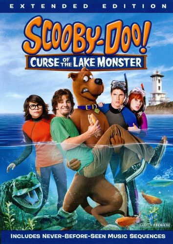 Scooby-Doo!: Curse of the Lake Monster [Extended Edition] [DVD] [2010] 2095347