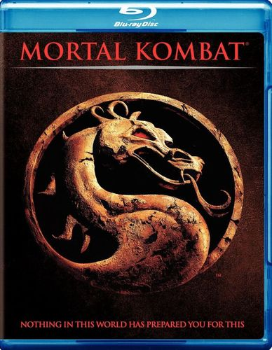 Mortal Kombat [Blu-ray] [1995] 2095383