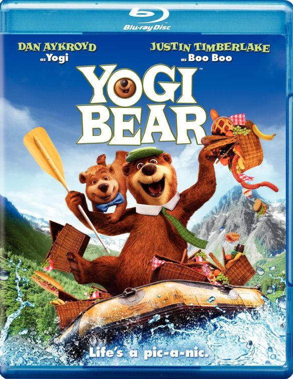 Yogi Bear [2 Discs] [Blu-ray/DVD] [2010] 2095407
