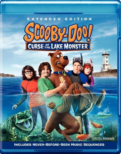 Scooby-Doo!: Curse of the Lake Monster [Extended Edition] [2 Discs] [Blu-ray] [2010] 2095513