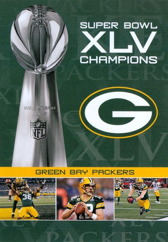 NFL: Super Bowl XLV [DVD] [2011] 2095522