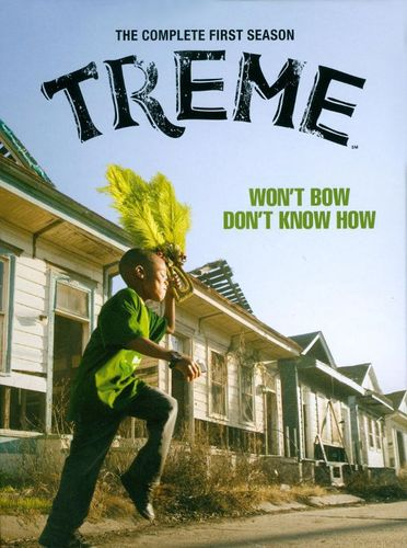 Treme: The Complete First Season [4 Discs] [DVD] 2095568