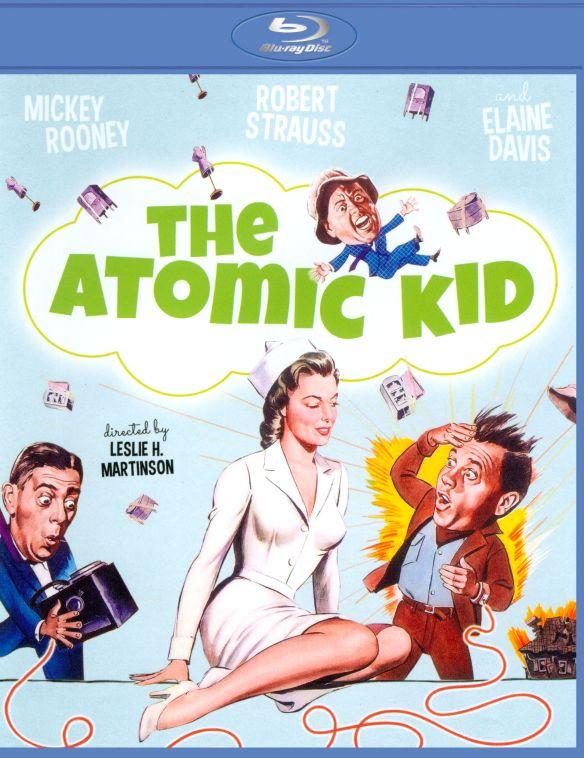 The Atomic Kid [Blu-ray] [1954] 20955754