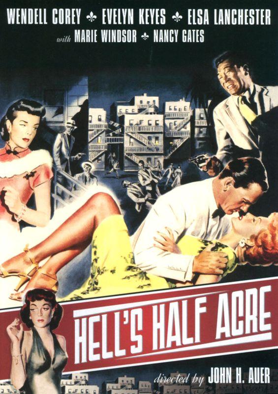 Hell's Half Acre [DVD] [1954] 20955918