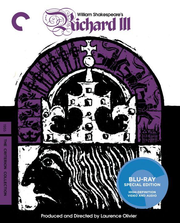 Richard III [Blu-ray] [1955] 20961955