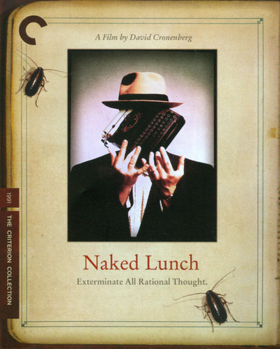 Naked Lunch [Criterion Collection] [Blu-ray] [1991] 20961991