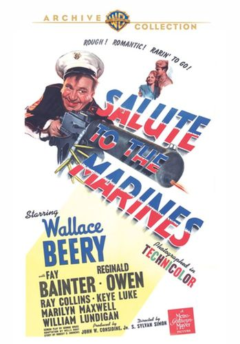Salute to the Marines [DVD] [1943] 20964564