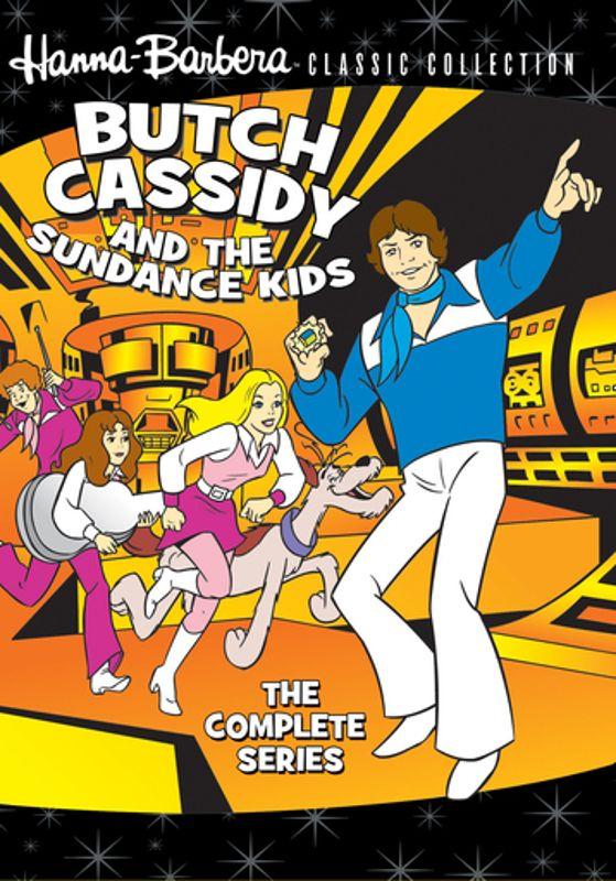 Butch Cassidy and the Sundance Kids [DVD] 20966787